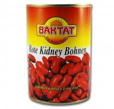 Baktat Haricots Rouges Kidney 400g