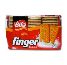 Bifa Biscuits Finger 6x130g