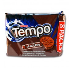 Ülker Tempo Biscuits Cacao au Chocolat 72x8g
