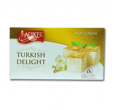Açikel Turksih Delight Lokoum Nature 400g