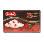 Sebahat Turkish Delight Loukoums Roses 500g