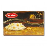 Sebahat Turkish Delight Loukoum Aux Amandes 500g