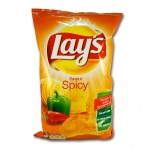 Lay's Saveur Spicy 145g