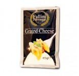 Fallini Formaggi Grated Cheese 40g
