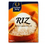 Grand Jury Riz Long Grain Etuvé 500g