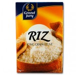 Grand Jury Riz Long Grain Etuvé 1kg