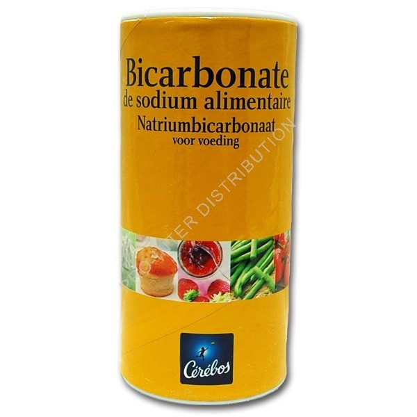 c r bos bicarbonate de sodium alimentaire 400g prointerdistribution. Black Bedroom Furniture Sets. Home Design Ideas