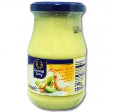Grand Jury Mayonnaise à la Moutarde de Dijon 240g