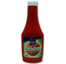 Grand Jury Ketchup Nature 560g