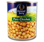 Grand Jury Pois Chiches 800g