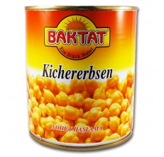 Baktat Pois Chiches 480g