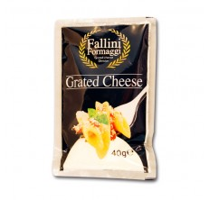 Fallini Formaggi Fromages Râpés 40g